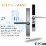 Khóa cửa thẻ từ Kitos KT-AL55