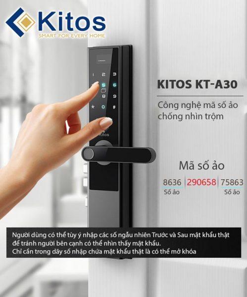 kitos-kt-a30-avt-beelock