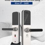 Khóa cửa điện tử giá rẻ Kitos G600