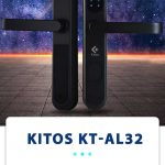 Khóa vân tay cửa nhôm Kitos KT-AL32