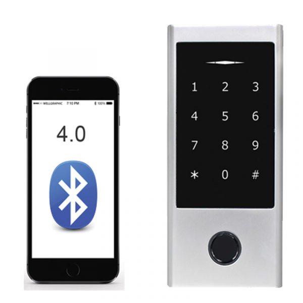 Các công nghệ nổi bật trên khóa cửa vân tay Kaadas